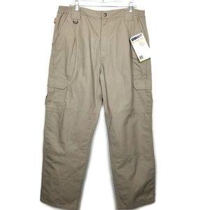 NWT | 5.11 Tactical pants | khaki | 38 waist